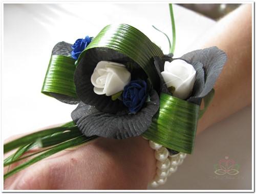 Blad zijde blaadjes zilver rozenblaadjes / pakje Blad zijde blaadjes zilve