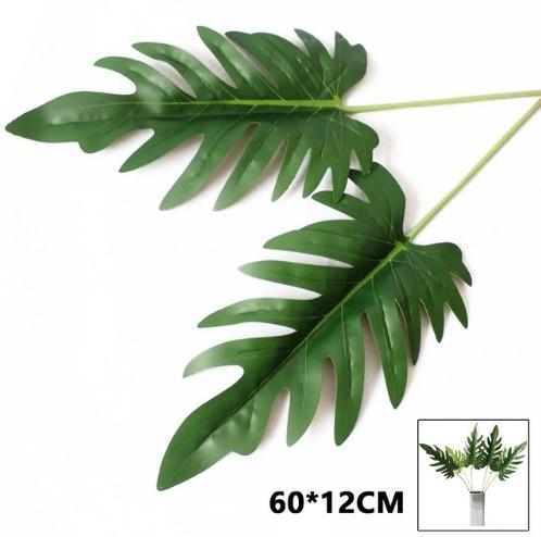 Bladplant Kunstblad lang +/-50*12cm./stuk VT Wonen Botanical