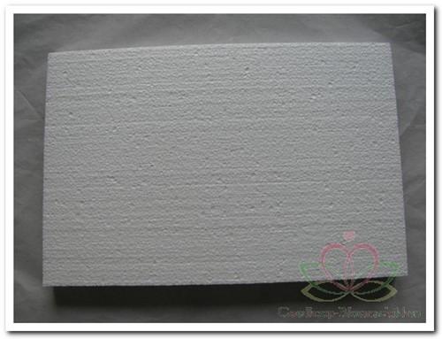 Styropor plaat 20*30*2 cm. Foamplaat