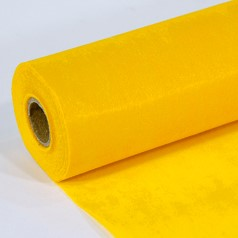 Colorflor PER ROL 25 meter diverse kleuren - yellow 17 Colorflor PER ROL 25 mete
