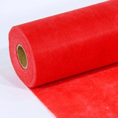 Colorflor PER ROL 25 meter diverse kleuren - rood Colorflor PER ROL 25 mete