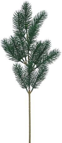 KerstGroen tak DennenGroen 45cm. kunststof