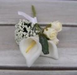 Fieldberries White / doosje voor bloemschikken Fieldberries Wh