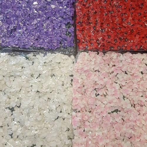 Actie Flowerwall Flower Wall 40*60cm. KanT EN KLAAR! - rood donkerrood OP=OP