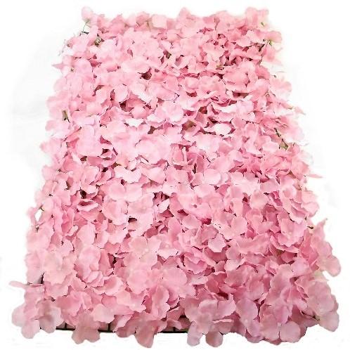 Flowerwall Flower Wall 40*60cm. PINK KANT EN KLAAR! Flowerwall
