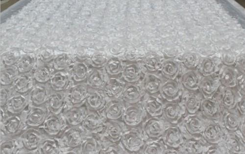 Zijde/Satijn Flowerwall Flower Wall +/-140cm. *500cm. ROOMWIT Bruidsachtergrond