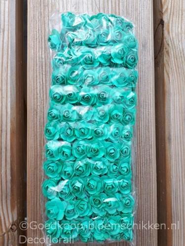 Mulberry Roosjes Tiffany blue pak 144  Mulberry Roosje
