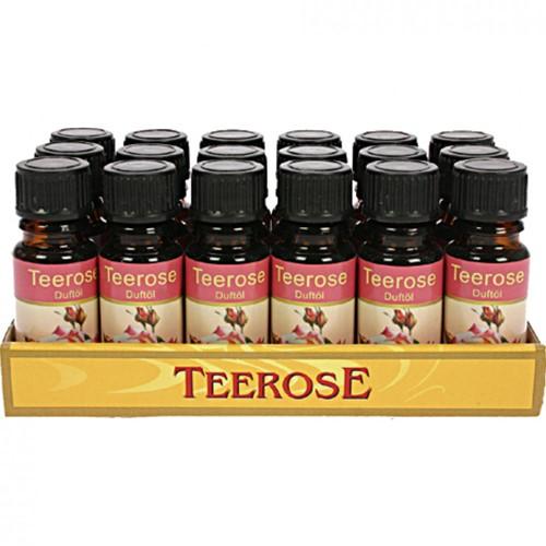 10ml geurolie Theeroos / flesje