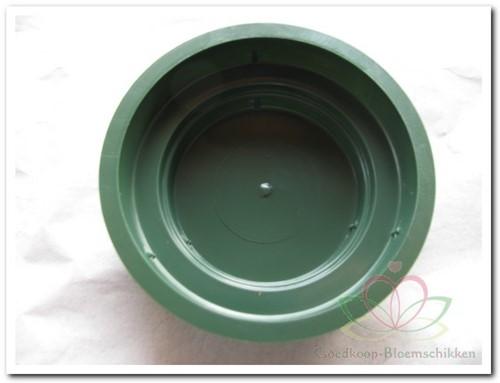 Junior Schaal Oasis Groen  - groen low budget kies voor wit nummer 002408