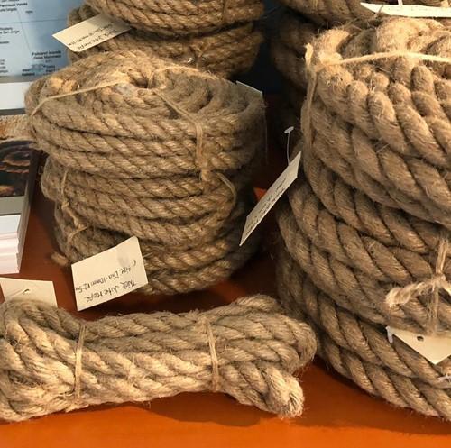 Xtradik Jutetouw 10mm*10m Xtradik touw