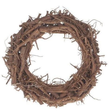 Krans Twijgen, Takken Twig wreath 29x8cm. Naturel Krans takjes