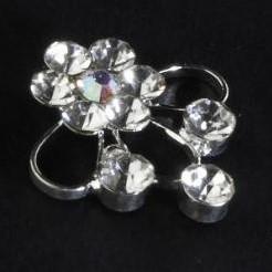 Kristalspeld de luxe Kara's Kisses 3 stuks Kristalspeld de luxe Kara