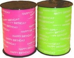 Lint Krullint Rose HAPPY BIRTHDAY rol250 Lint Krullint R