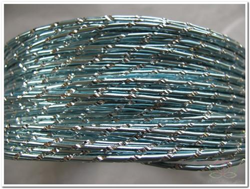 Oasis Diamond Sensation Wire - 40-10110 Ice Blue Aludraad met di
