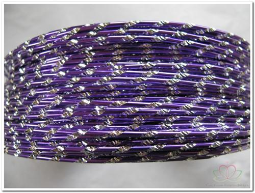 Oasis Diamond Sensation Wire - 40-10102 Lilac Paars! Aludraad met di