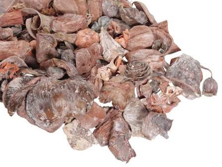 Drooggoedmix  Oranje Natuurlijke materialen Heel veel voor weinig Potpourimix