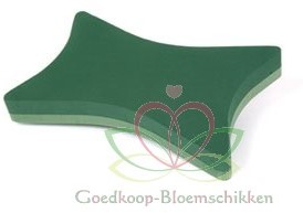 Pillow hoofdkussen steekschuimvorm 53 cm