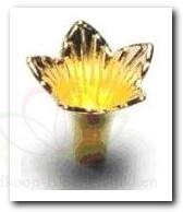 Pin Deco Iris 25 mm 20 St. GOUD Pimp de Parel Doosje