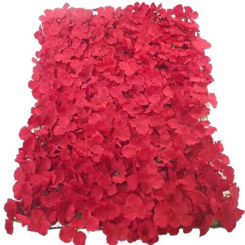 Flowerwall Flower Wall 40*60cm. RED KANT EN KLAAR! Flowerwall