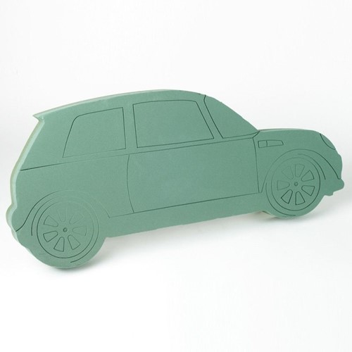 MODERN MOTOR CAR Auto Oasis Foam frame78 x 36 cm