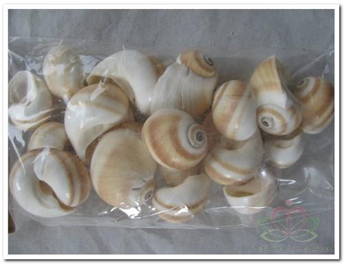 Mattugan schelpen 200 gram