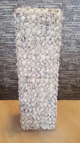 Schelpen decoratie rechthoek 51 cm.