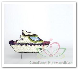 Speedboot steekschuimvorm