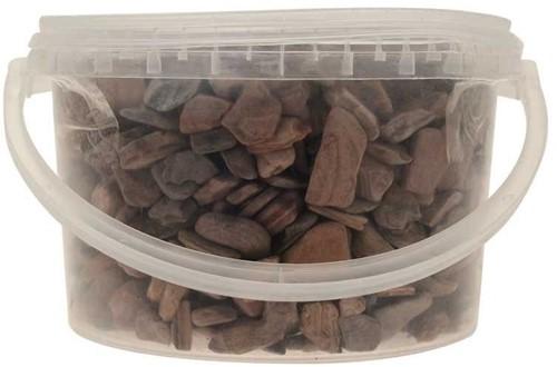 Natural Stones 20-30mm bruin  4kg  Emmer mooie stenen