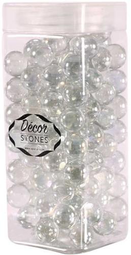 Glasballetjes Glass Marbles Clear 16mm 700gr  Glasbal