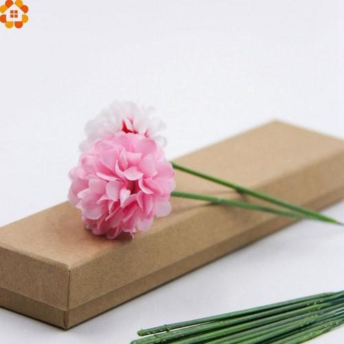 Stekers voor Losse bloemen loose flowers/bundel +/-50st bloemsteker
