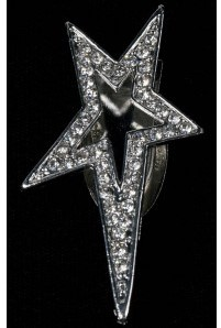Luxe Corsage houder Super Star Corsagehouder