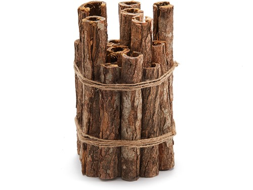Schors Coiled Bark Bundle Ø10x15cm Ø10x15cm pak