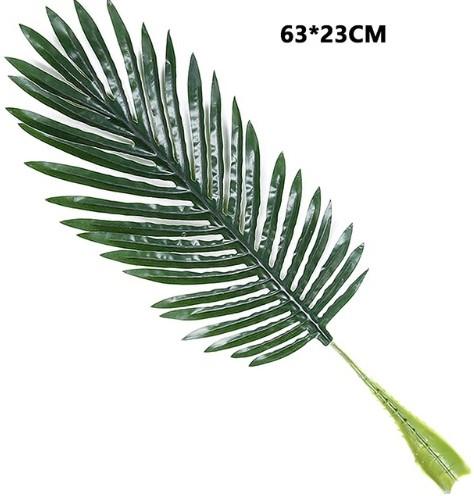 Varen donkerGroen kunstblad 63*23cm./stuk VT Wonen Botanical