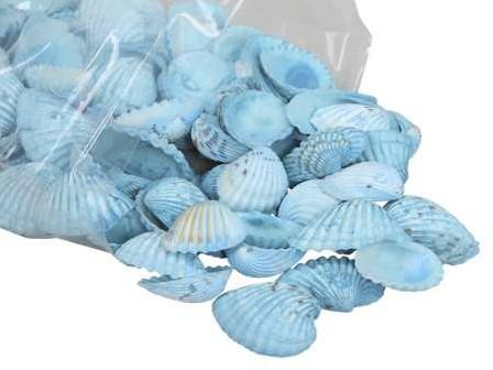 Tiger Chippy light blue/dark blue 500 gr blauw, 500 gram