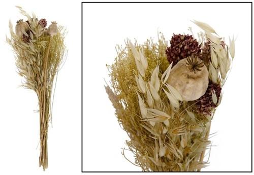 Droogbloemboeket Dried flower bouquet 60cm 100gr - Natural droogbloem boeketten